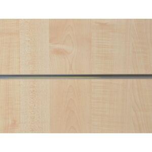 Alumínium sínes panel, 10 cm-es síntávolsággal, többféle színben (JUHAR)