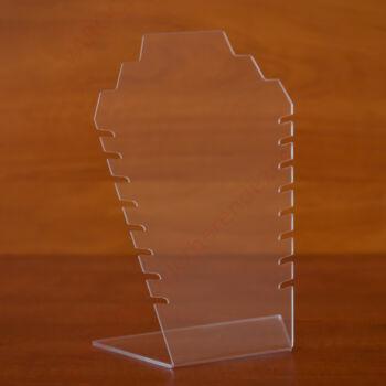 Nyaklánctartó, PLEXi, 200x300 mm