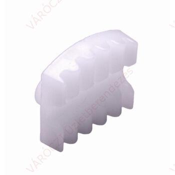 Műanyag szűkítőbetét panelbefogóba 1 pár, rácshoz (6 mm)