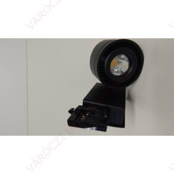 1234 Cob LED reflektor természetes fehér 33W 25fokos sugárzási szög 3fázis