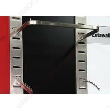 ZETAWALL oszlop (panel kiegészítőkhöz), 2400 mm