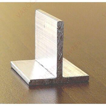 Alumínium T profil panelek összeillesztéséhez, SZÉLES